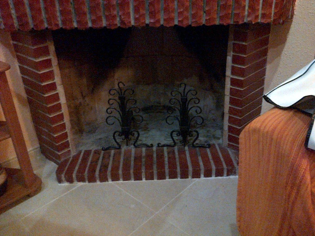 Instalar puerta de chimenea olocau valencia habitissimo - Instalar chimenea de lena ...