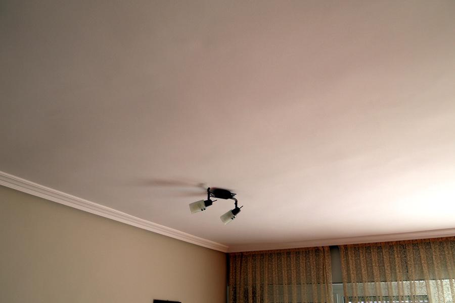 Reponer moldura de escayola y techo de escayola nuevo - Precio moldura escayola ...