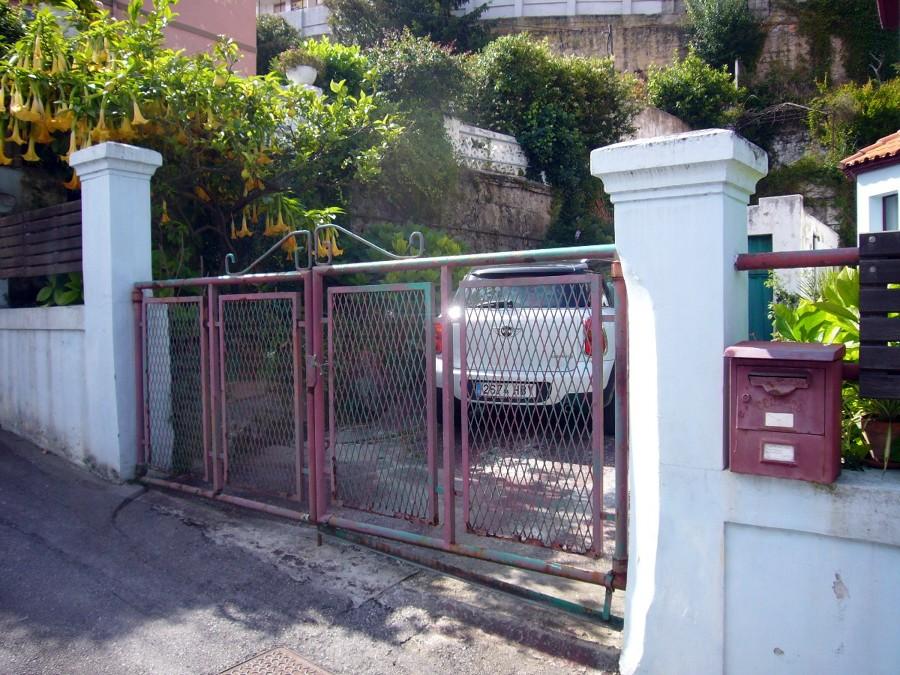 Puertas De Baño Metalicas:Precio de Puertas metálicas para jardín
