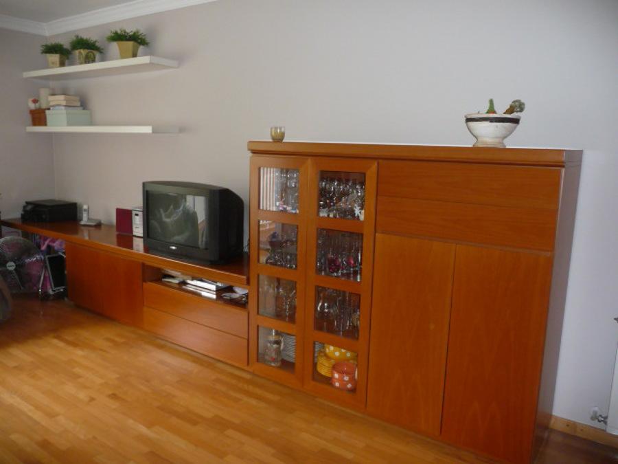 Renovar mobiliario y distribuci n salon comedor instalar for Mobiliario salon comedor
