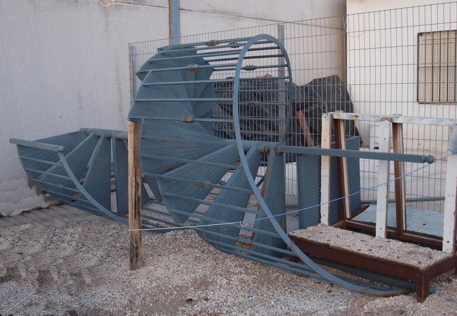 Transporte de escalera de caracol m rida badajoz - Precio escalera de caracol ...