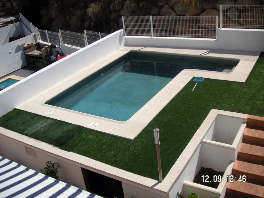 Poner gresite en piscina alzira valencia habitissimo - Precio gresite piscina ...