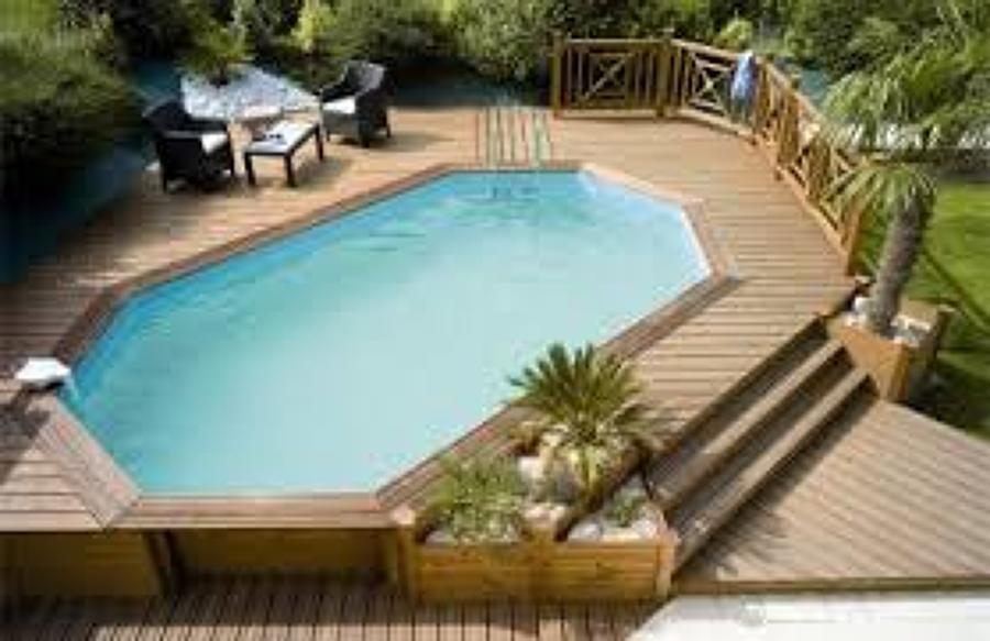c mo instalar una piscina de madera piscina ideal
