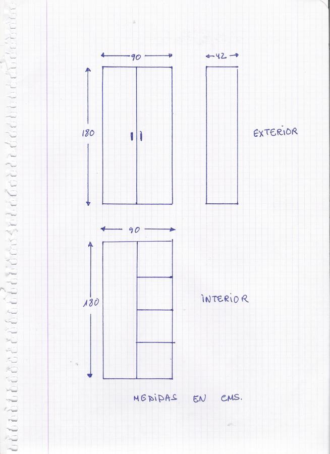 Casa en constructor armario lavadora secadora exterior - Armario lavadora exterior ...