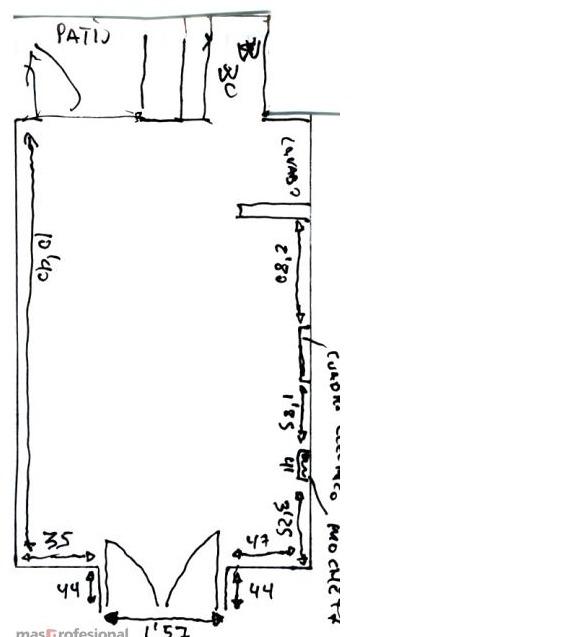 Realizar reforma integral de bar de 28 m2 madrid madrid for Precio m2 reforma integral