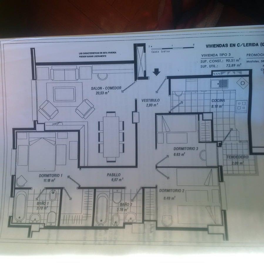 Reforma piso en julio getafe madrid habitissimo - Presupuesto reforma piso ...