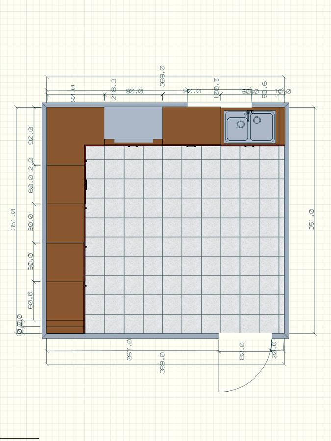 Reforma piso integral valencia valencia habitissimo for Planos para hacer una cocina integral