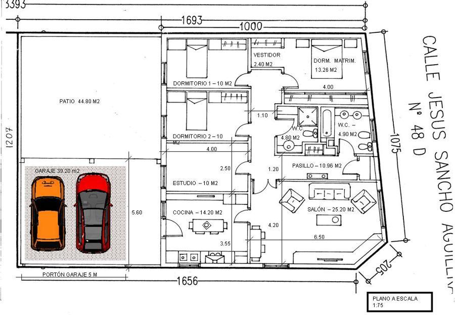 Presupuesto para construir una casa gallery of planos - Presupuesto construir casa ...