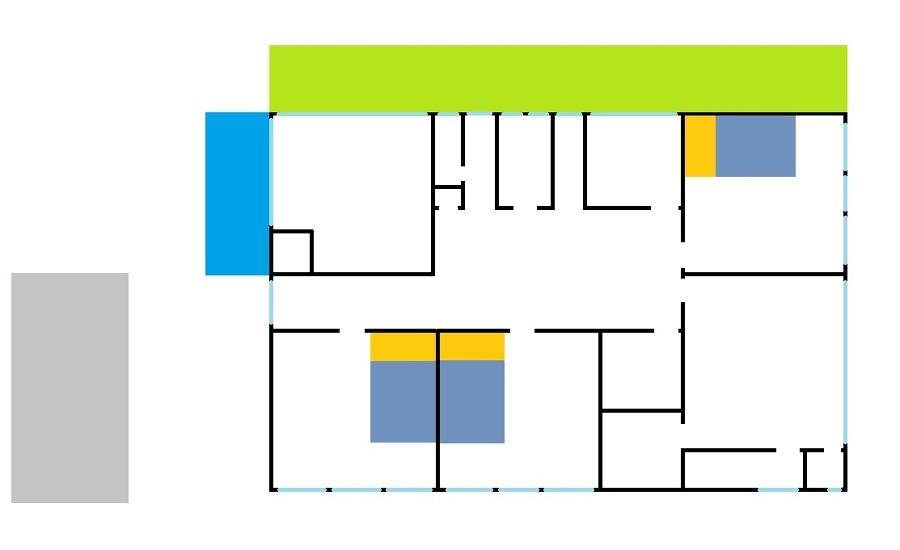Baño De Una Guarderia:Precio de Construir guardería de 400 m2