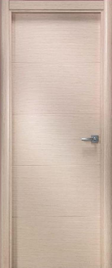 3 puertas 2 ciegas y 1 con cristal serie eco vt5 roble for Precio puerta roble