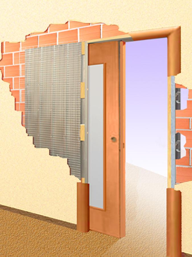 Precio puertas correderas empotradas materiales de for Precio de puertas enrollables
