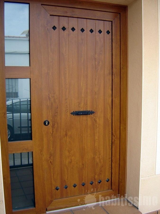 Instalar puerta en exterior a ca iza pontevedra - Puertas de entrada metalicas precios ...