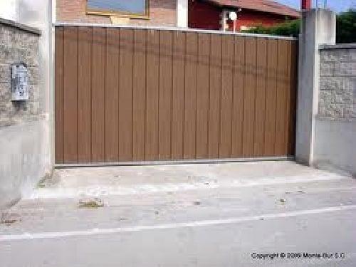Puerta corredera garaje lorqui murcia habitissimo - Puertas de garaje murcia ...