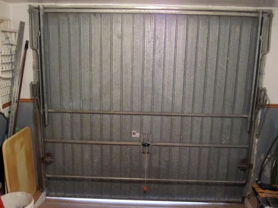 Cambiar Puerta De Garaje Basculante Manual Por Automatica