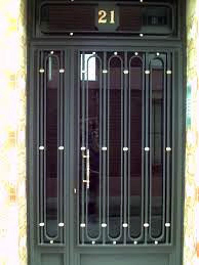 Puerta portal madrid madrid habitissimo for Precio de puertas