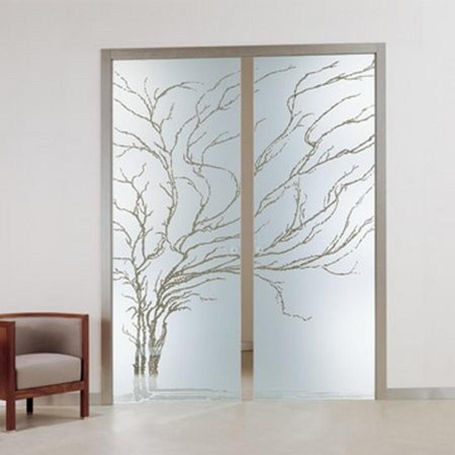 Presupuesto puerta corredera doble de cristal - Precio de puertas correderas de cristal ...