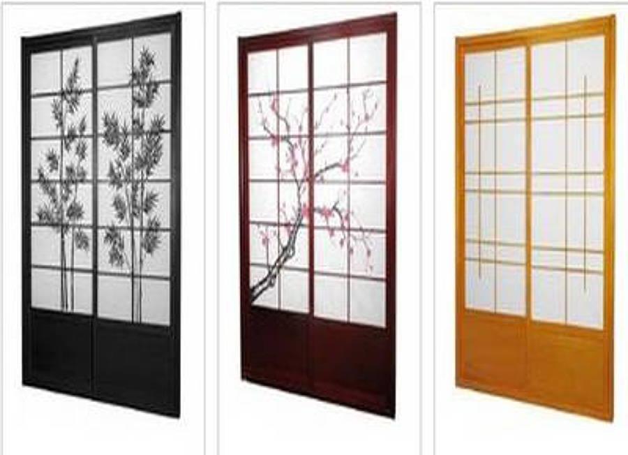 Instalar puerta corredera empotrada navalcarnero madrid - Puertas correderas estilo japones ...