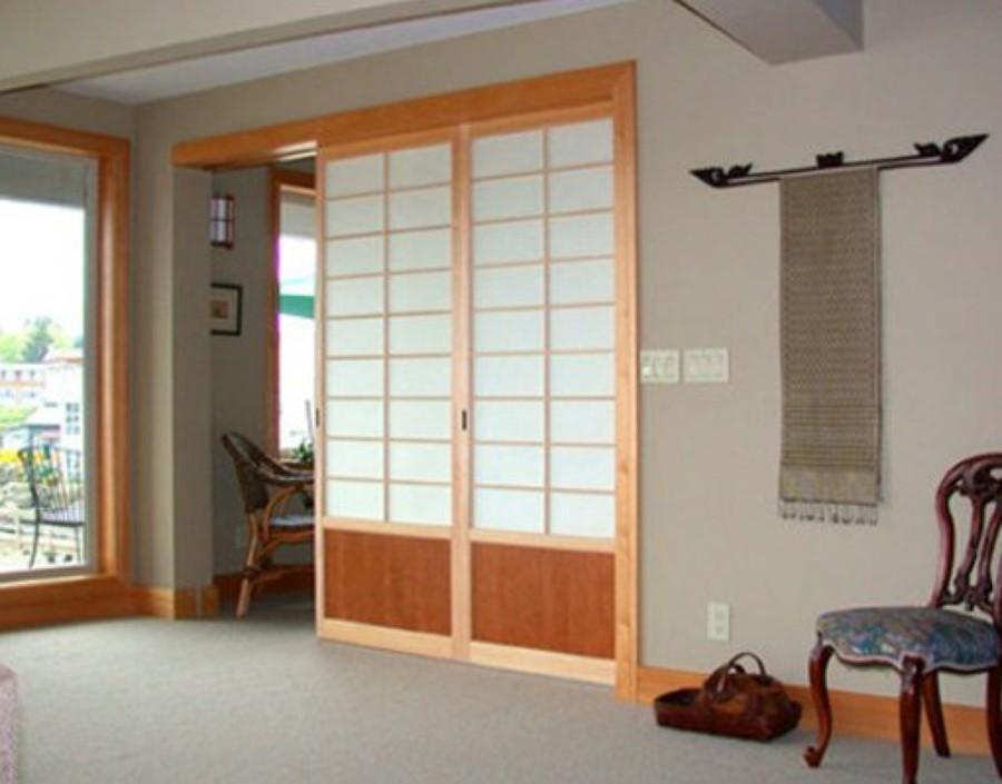 Instala una puerta corrediza en cualquier espacio de tu for Puerta corrediza externa
