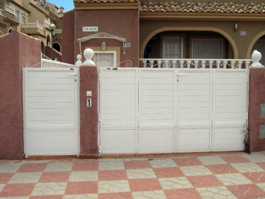 Modificar puertas de aluminio exterior santa pola - Precios puertas exterior ...