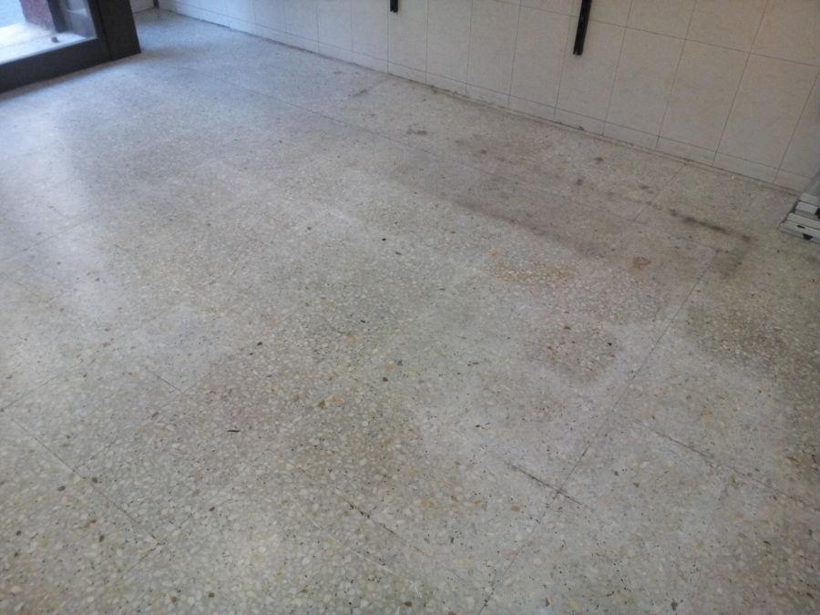 lejos de casa pulir suelos de terrazo precio