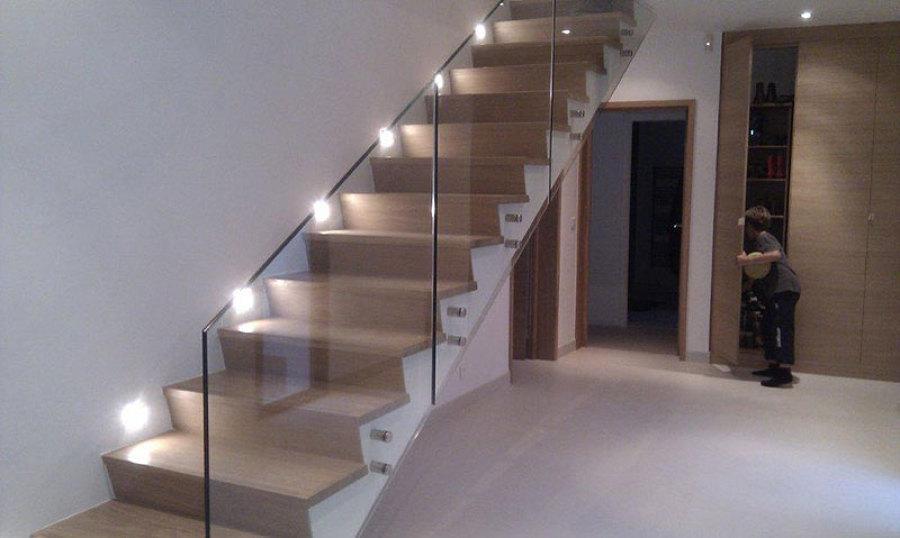 Hacer escalera de obra para unir dos plantas en hueco - Escaleras de interior de obra ...