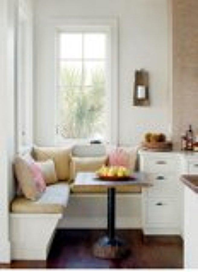 Hacer un banco rinconero para la cocina madrid madrid for Medidas banco cocina