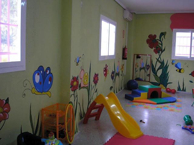 Decoraci n para salon de preescolar imagui for Decoracion salas jardin de infantes