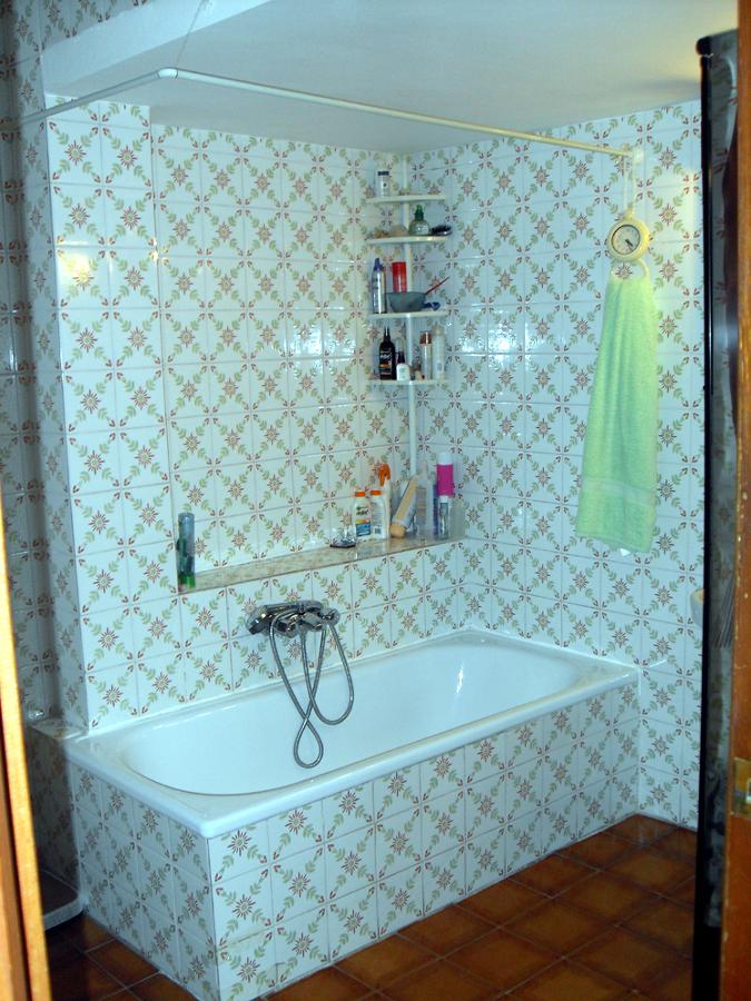 Quitar Azulejos Baño: de Reformar baño de 2,5 m por 2,2 m (suelo, azulejos y bañera