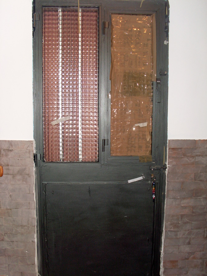 Cambiar puerta de hierro exterior buitrago de lozoya - Puertas exterior hierro ...