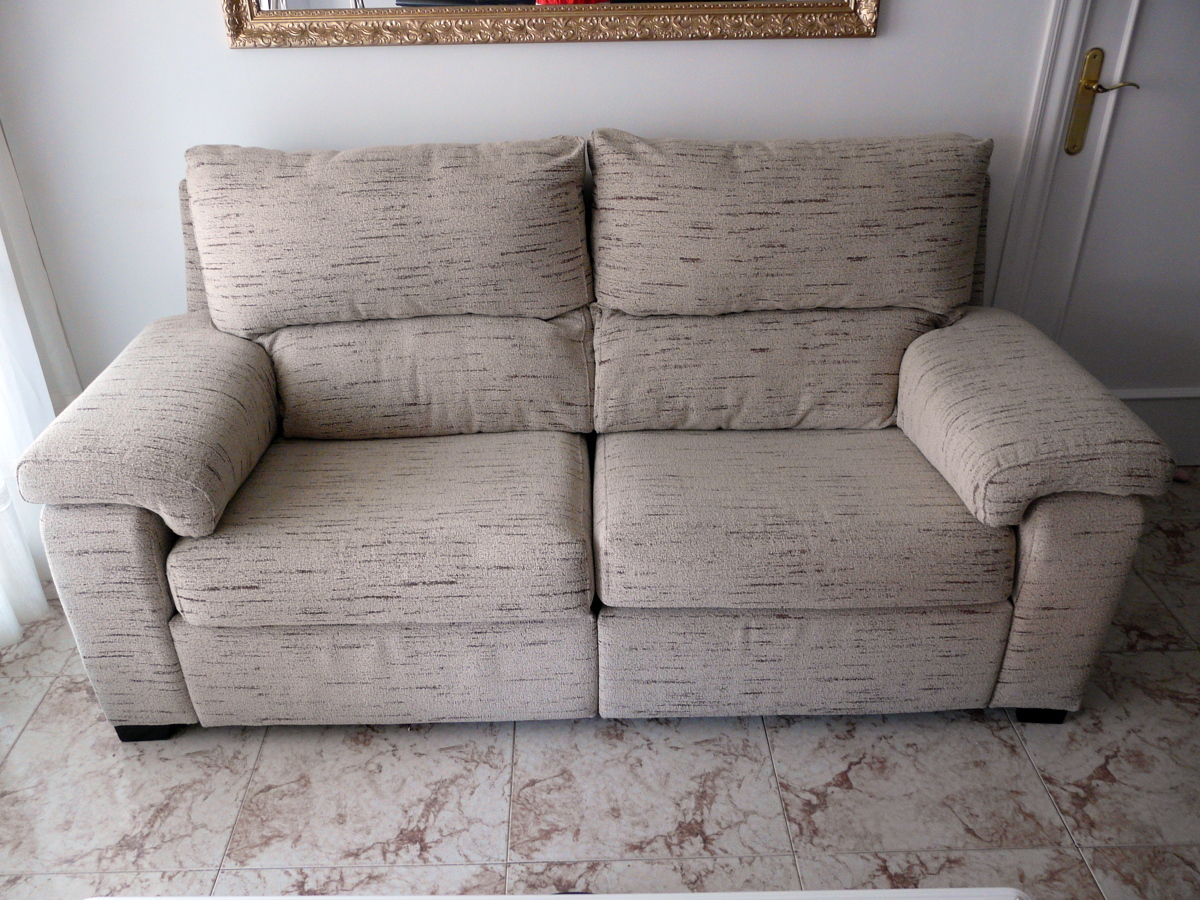 Tapizar sillones terrassa barcelona habitissimo - Tapizar sofas precios ...