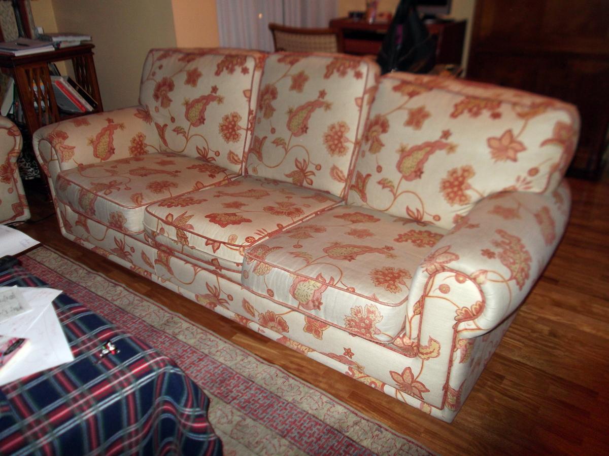 Tapizar sofas vitoria gasteiz lava habitissimo - Tapizar sofas precios ...