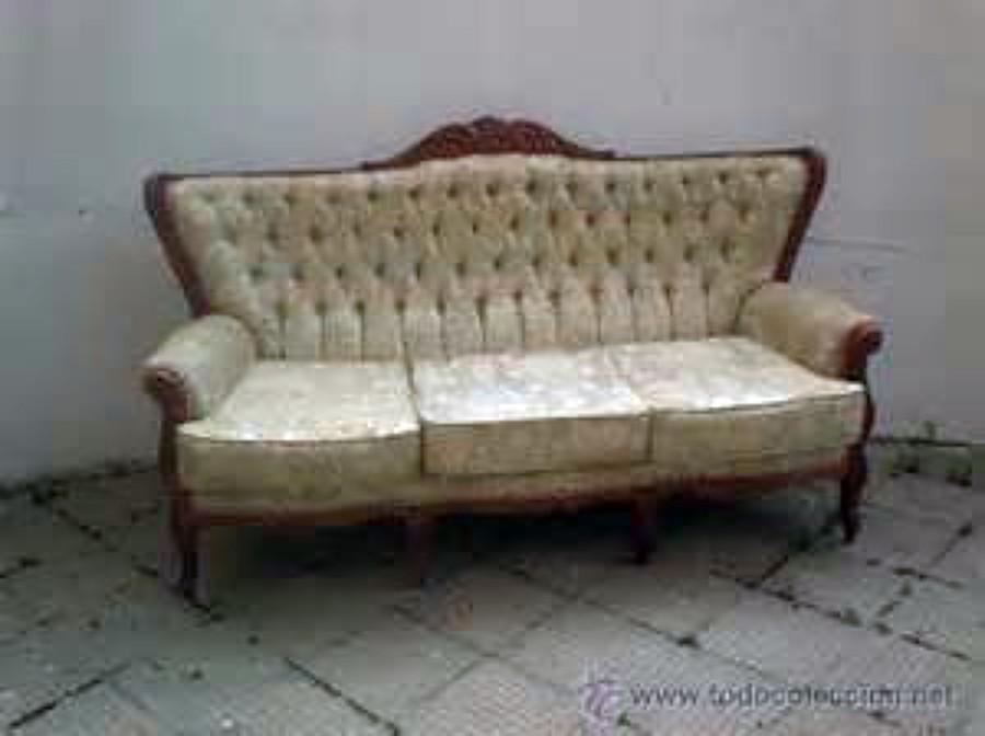 Tapizar sof isabelino granada granada habitissimo - Precio tapizar sofa ...