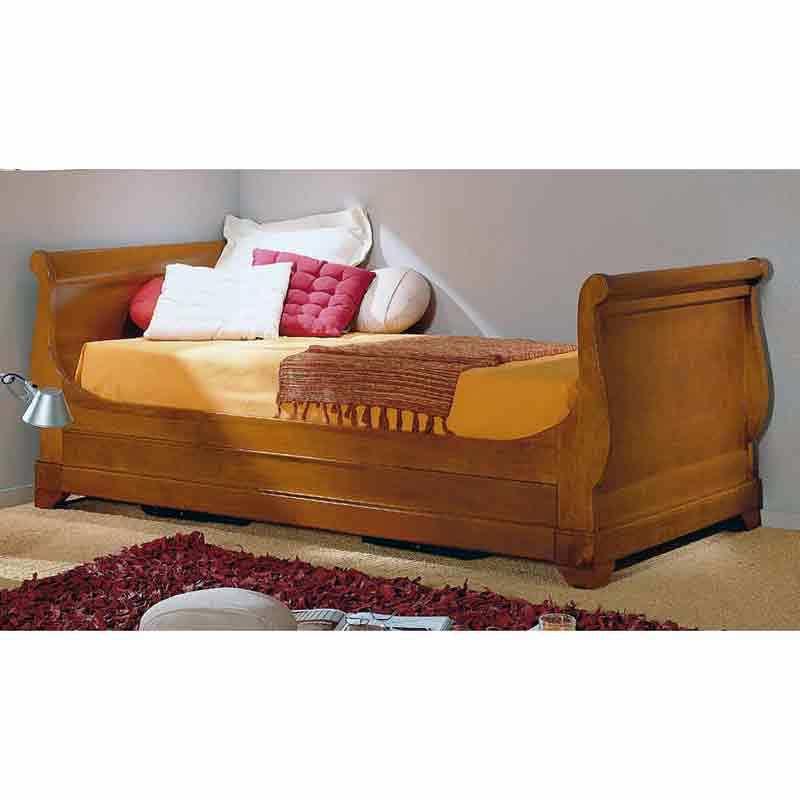 Porte de div n cama nido de madera madrid madrid for Cama nido divan