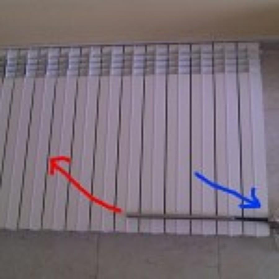 Modificar radiadores instalar sondas mas largas santa for Precio instalacion calefaccion radiadores