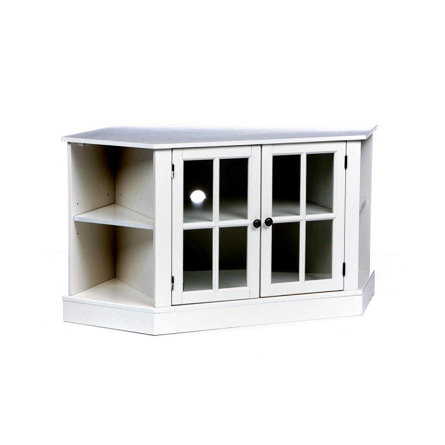 Mueble de esquina para televisi n madrid madrid for Mesas de madera para esquinas