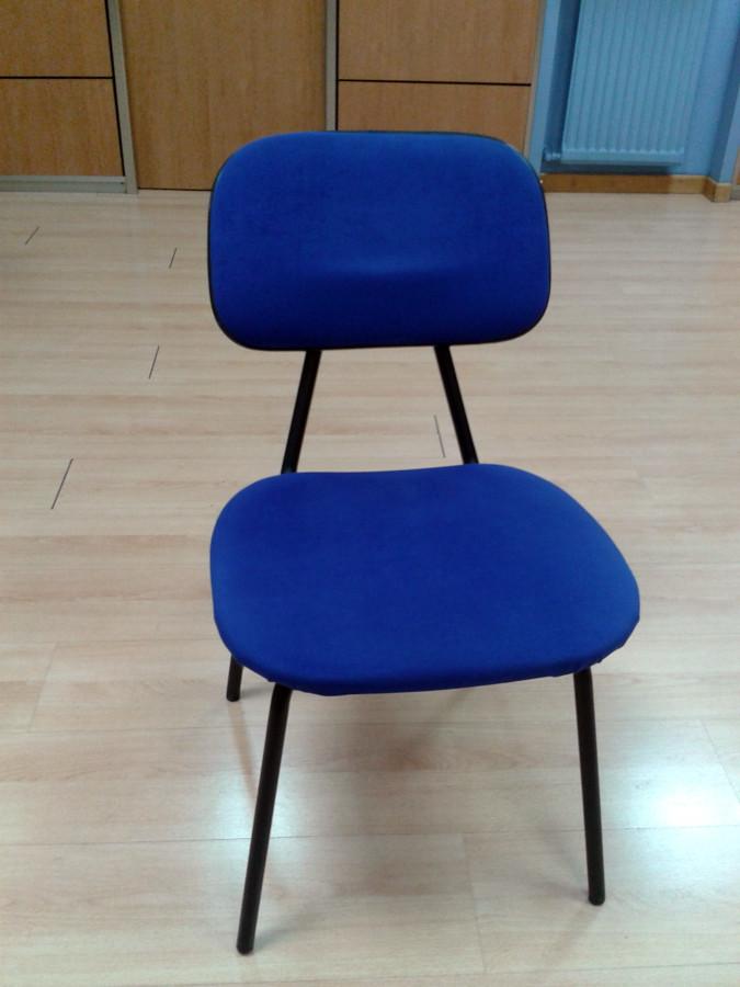 Tapizar 30 sillas en tela madrid madrid habitissimo for Tapizar sillas precio