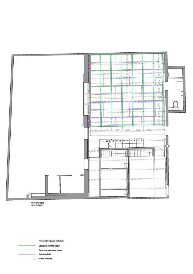 Poner falso techo de pladur l 39 hospitalet de llobregat - Poner techo de pladur ...