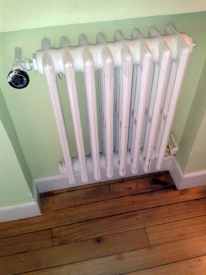 Sustituir 3 radiadores por unos de alumino instalar uno - Precio de radiadores de aluminio ...