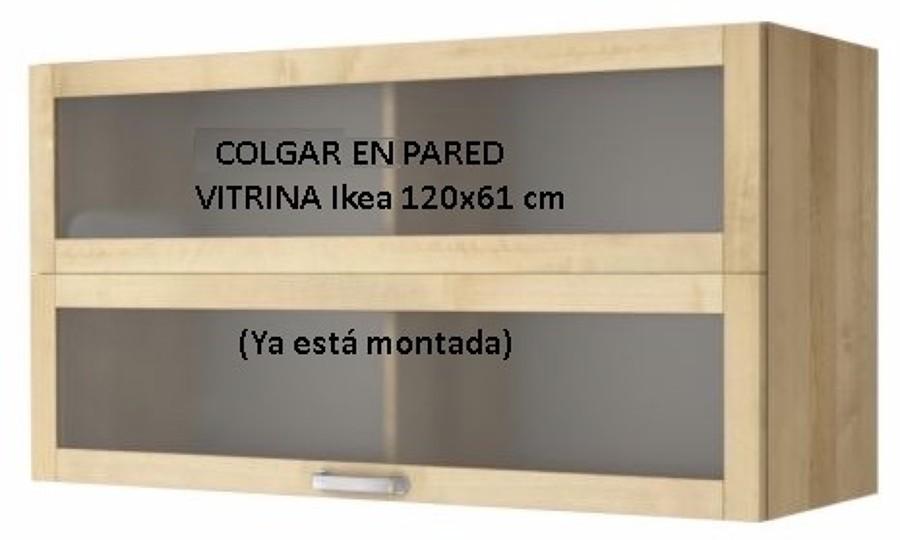 Montar muebles de cocina de ikea y tapar agujeros en for Muebles cocina ikea
