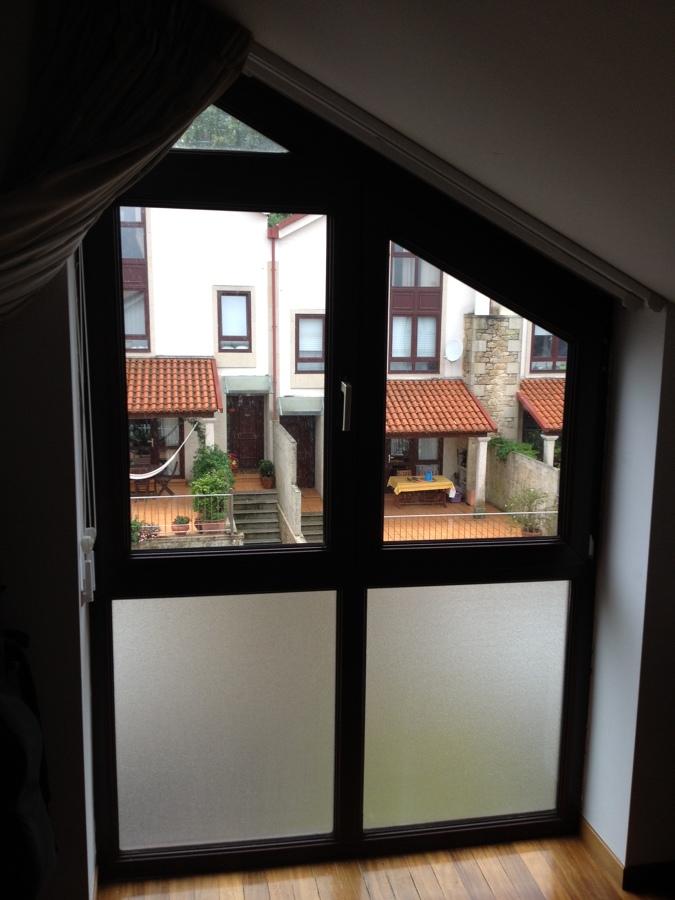 Cambio ventanas pvc bajo cubierta bri n a coru a - Presupuesto cambio ventanas ...