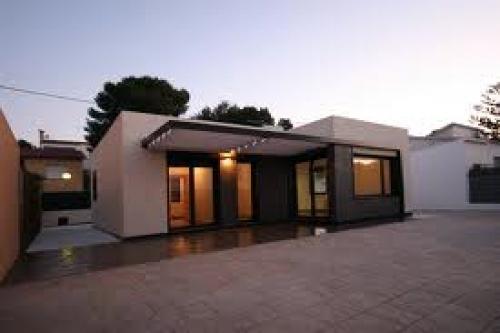 Casa prefabricada modular minimalista cornell de llobregat barcelona habitissimo - Precio casa modular ...