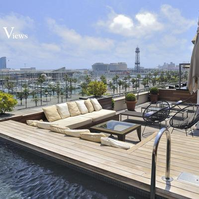 Construir muebles exterior a medida bancos exterior chill out barcelona barcelona - Muebles exterior barcelona ...