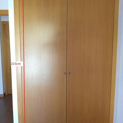 Forrar 2 armarios dise o de interior palma de mallorca for Forrar interior armario