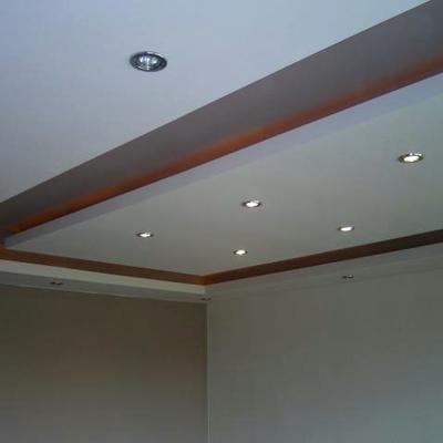 Poner falso techo de pladur en sal n palma de mallorca - Colocar techos de pladur ...