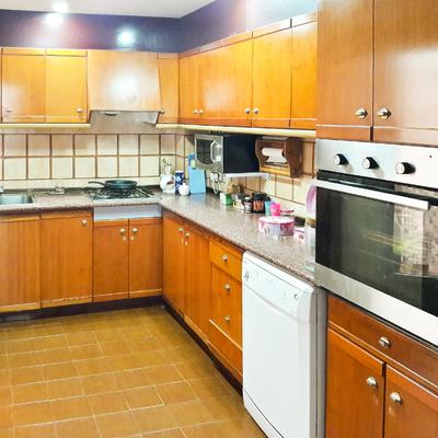 Cambiar encimera y poner barra en otra esquina de la - Cambiar encimera cocina ...