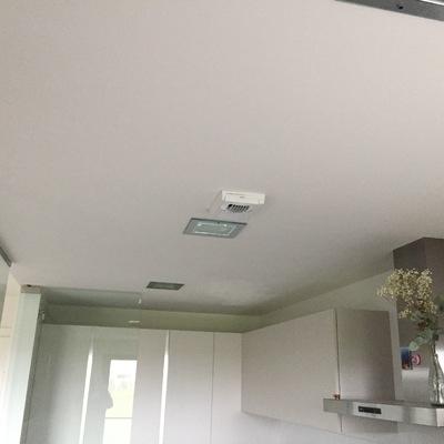 Pintar techo blanco de cocina calle irulegui 61 mutilva for Pintar techo cocina