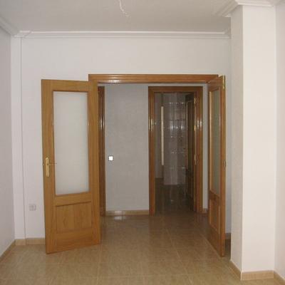 Instalar puerta corredera en interior vivienda cartagena for Instalar puerta corredera