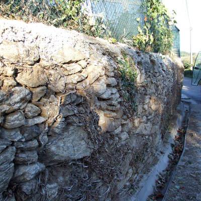 Muro de contenci n con granito teo a coru a habitissimo for Muro de contencion precio