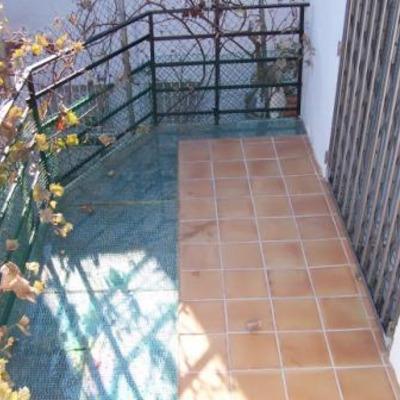 Terraza exterior con suelo cristal vidrio pisable miami - Suelo terraza exterior precios ...