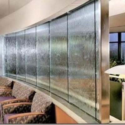 Pared de agua interior los hueros madrid habitissimo for Espejos en interiores